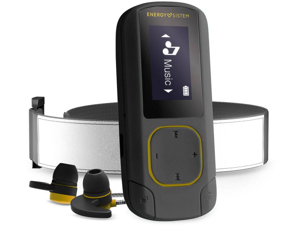 Portable Audio MP3 Clip BT Sport Amber Energy Sistem 44827