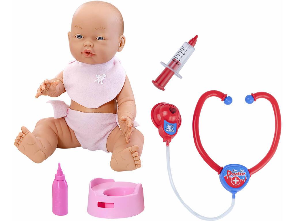 Baby Pipi avec des Accessoires Docteur Cucosito 1111
