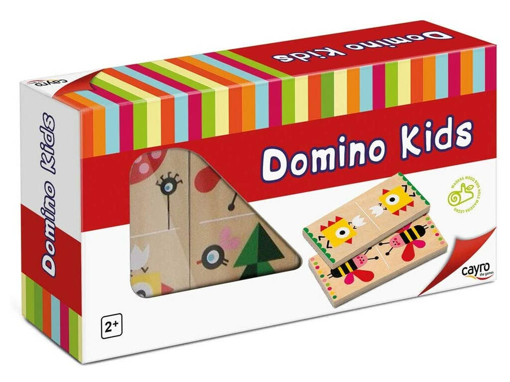 Dominó Kids Cayro 8106