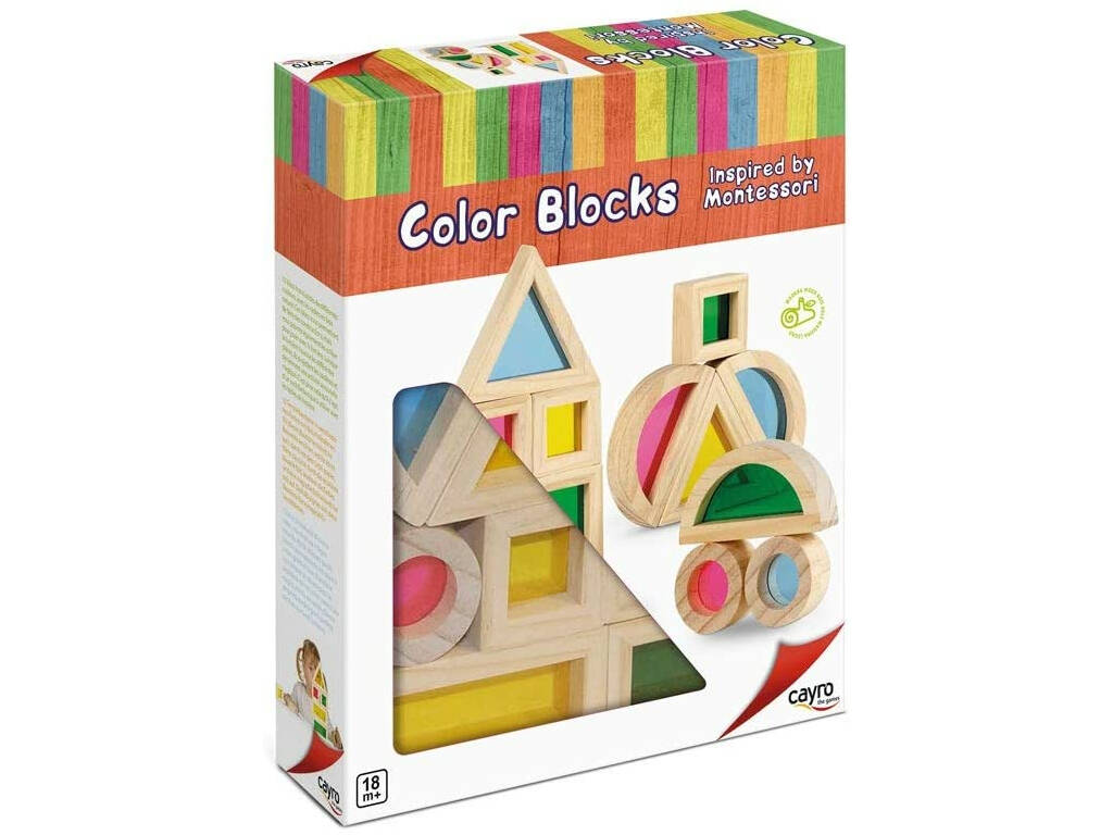 Color Blocks Cayro 8170