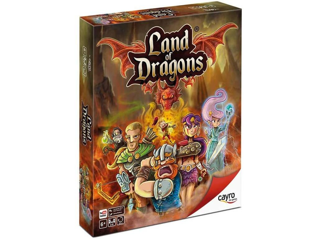 Land Of Dragons Cayro 7052