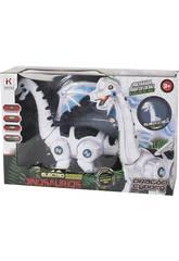 Drago Cyborg Camminatore con Luce e Suoni