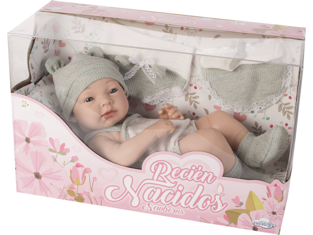 Bébé Nouveau-née Gris