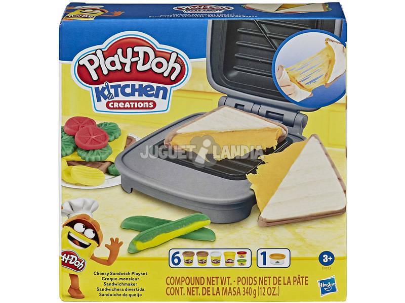 Play Doh Sandwichera Divertida Hasbro E7623