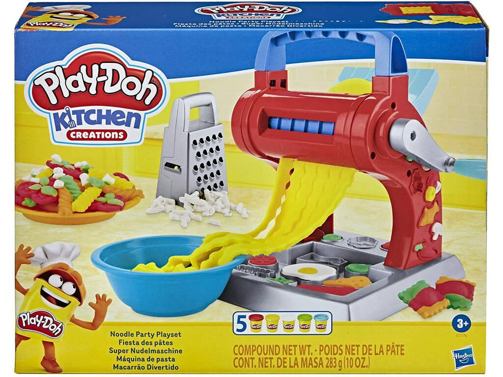 Play Doh Máquina de Pasta Hasbro E7776