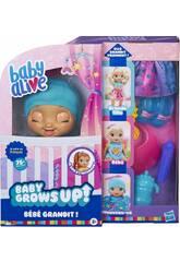 Baby Alive Martina wirklich wächst auf! Hasbro E8199