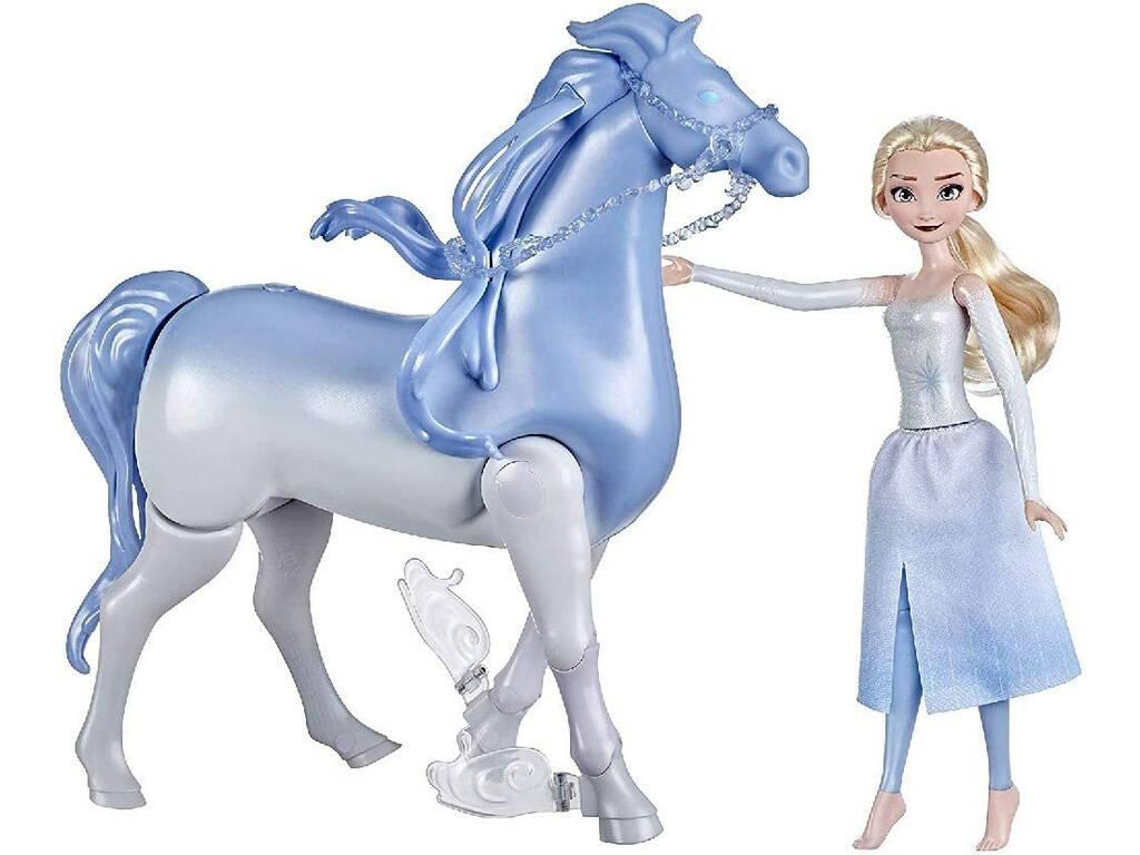Frozen II Elsa y Nokk Acuáticos Hasbro E6716