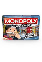 Monopoly para Malos Perdedores Hasbro E9972