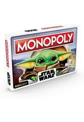 Monopoly Star Wars The Mandalorian Hasbro F2013