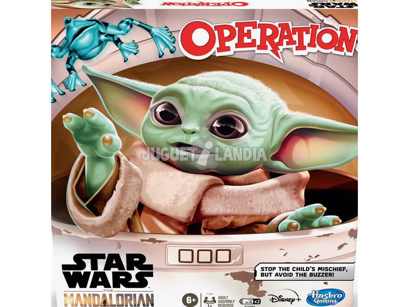 Operación Star Wars The Mandalorian Hasbro F1256