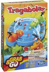 Jogo de Viagem Tragabolas Hasbro B1001