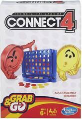 Juego de Viaje Conecta 4 Hasbro B1000