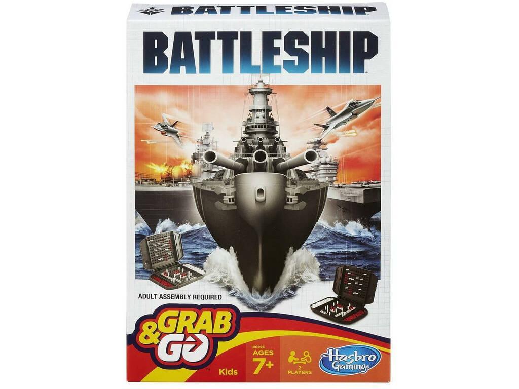 Juego de Viaje Hundir La Flota Hasbro B0995