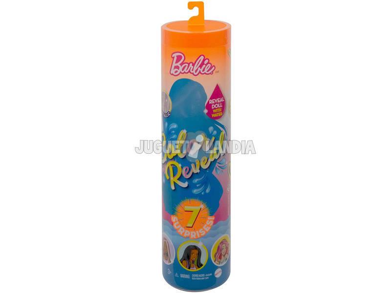Barbie Muñeca Color Reveal con 7 Sorpresas Mattel GTP42
