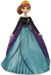 Frozen II Bambola Anna Trasformazione Hasbro E9419