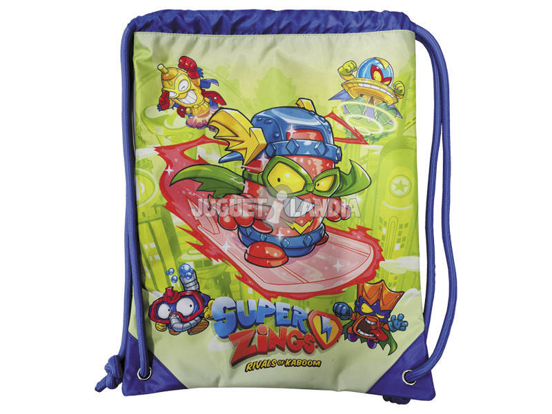 Superzings Mochila Saco CYP MC-03-SZ