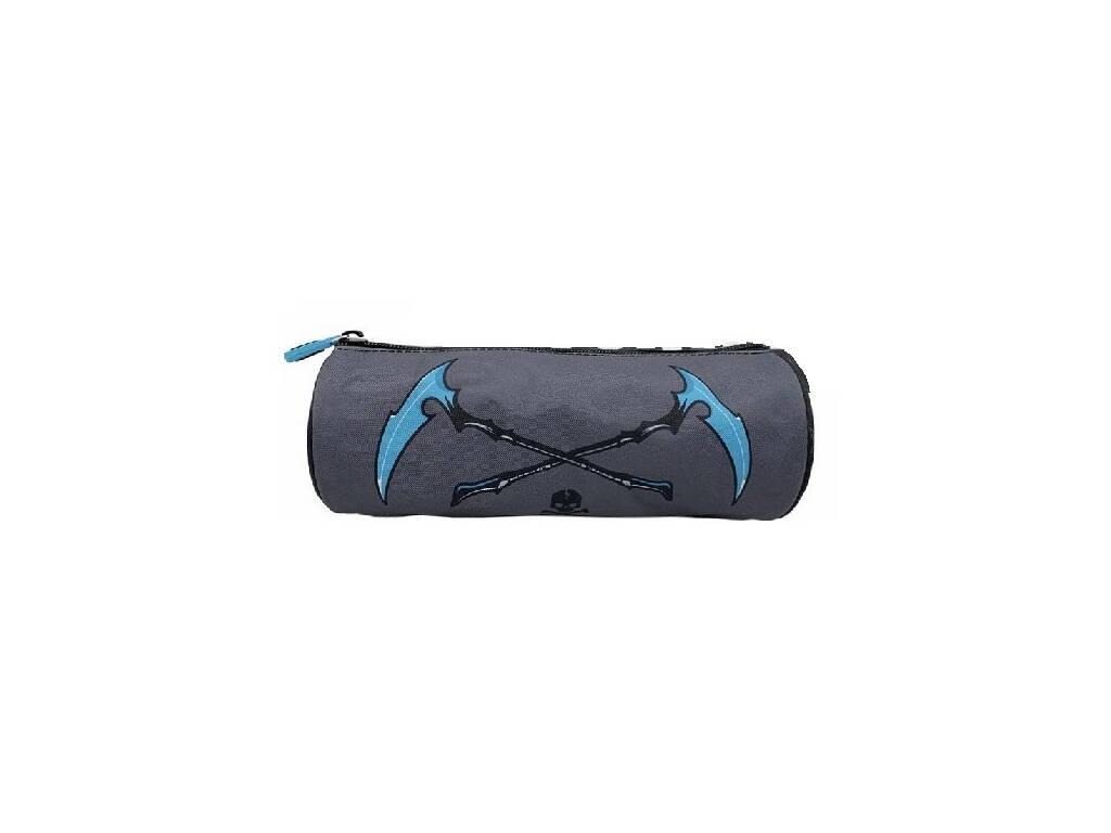 Fortnite Étui à Crayons Rond Skull Tropper Toy Bags E270772-2