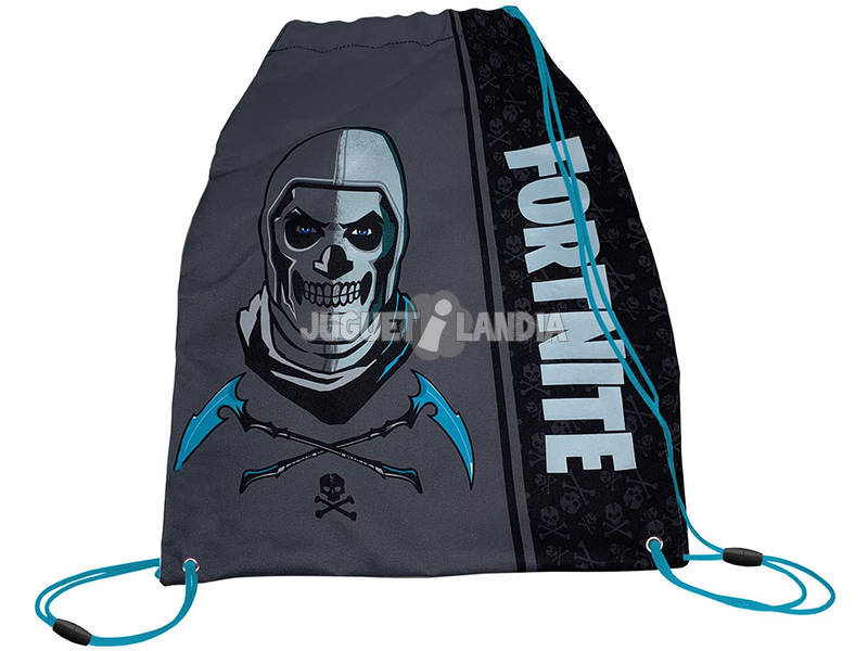 Fortnite Saco Skull Tropper 32X41 cm. Toybags E810725-2