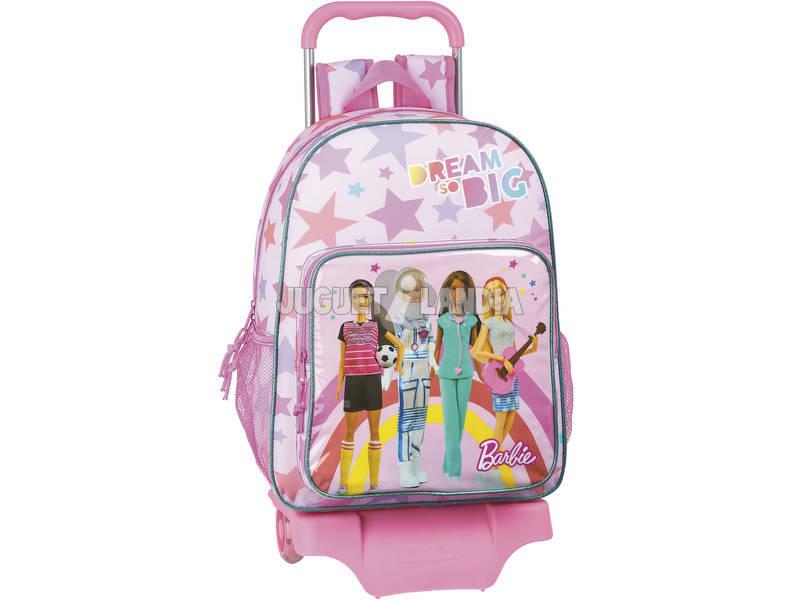 Mochila con Carro Barbie Dream So Big Safta 612010160