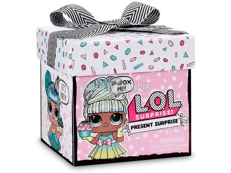 LOL Surprise Present Surprise Giochi Preziosi LLUC6000