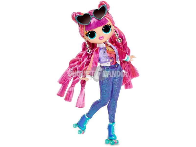 LOL Surprise Omg Fashion Serie 3 Muñeca Roller Chick Giochi Preziosi LLUE0110