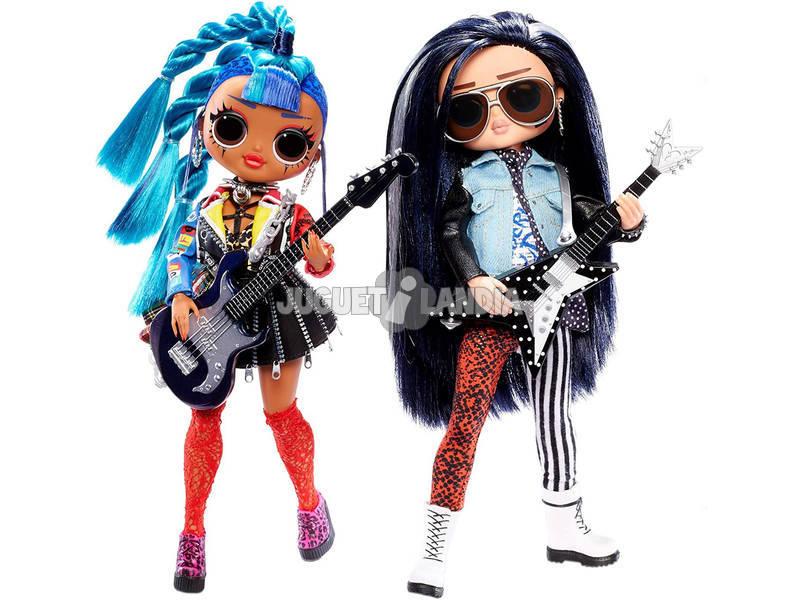 LOL Surprise OMG Remix Pack Chico y Chica Rock Music Giochi Preziosi LLX01000