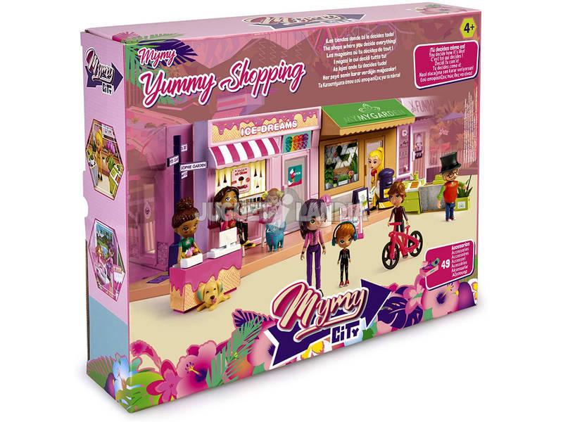 Mymy City Yummy Shopping Famosa 700015840
