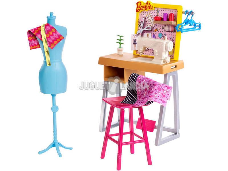 Barbie Estudio de Diseño Mattel FXP10