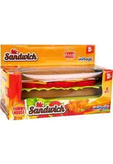 Mr. Sandwich