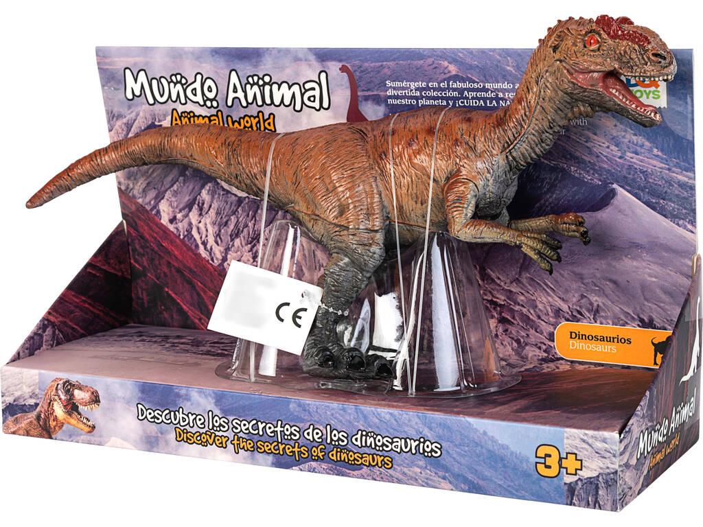 Mundo Animal Figura Dilophosaurus 30 cm.
