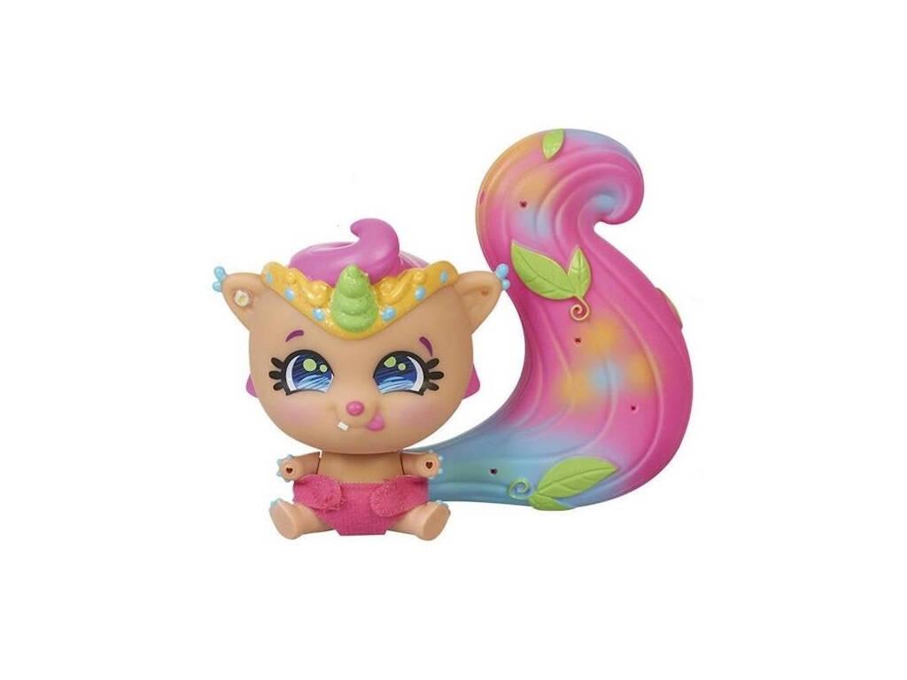 The Beasties Bellies: Bebé Glusty Glitter Lover Famosa 700015781