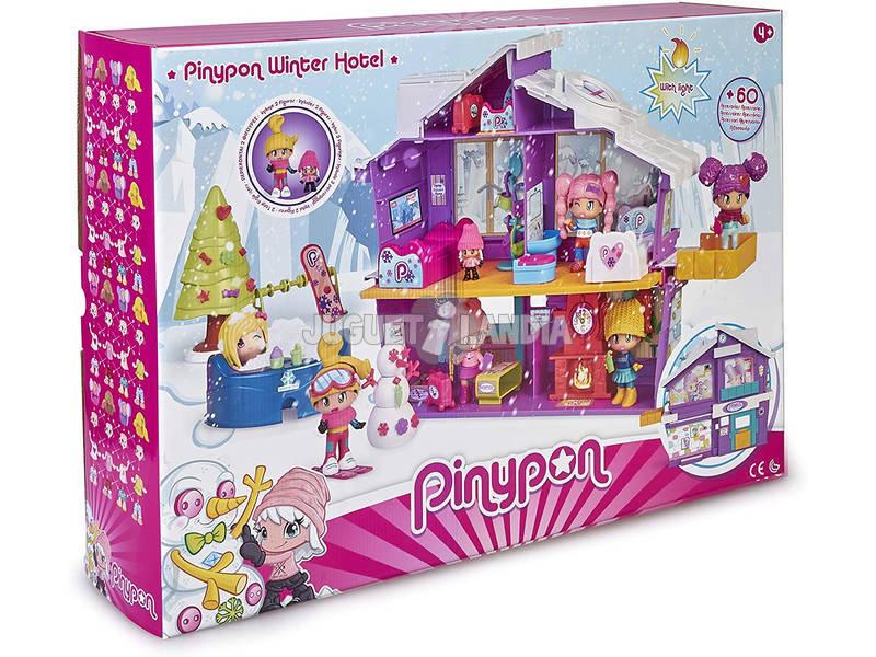 PinyPon Winter Hotel Famosa 700015773