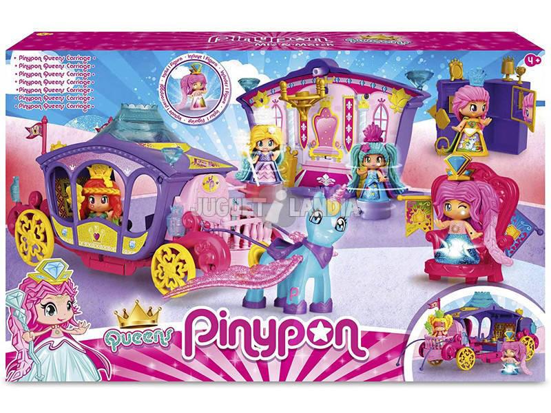 PinyPon Carroza Queens Famosa 700015805