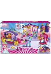 PinyPon Le Carrosse Queens Famosa 700015805