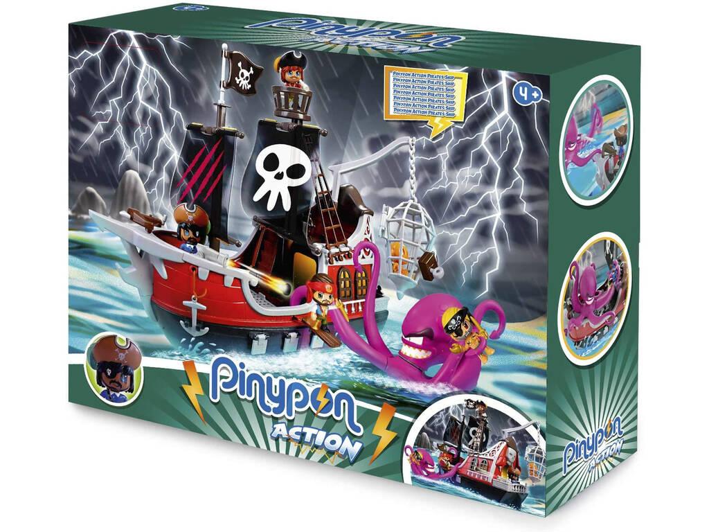 Pinypon Action Barco Pirata Famosa 700015803