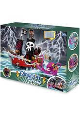 Pinypon Action Barco Pirata Famosa 700015803