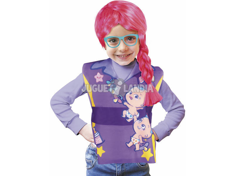 The Bellies: Costume Be Beth Famosa 700015796