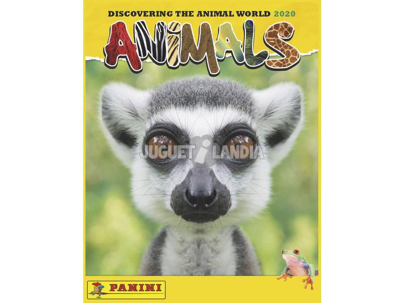 Sobre Cromos Animales 2020 Panini