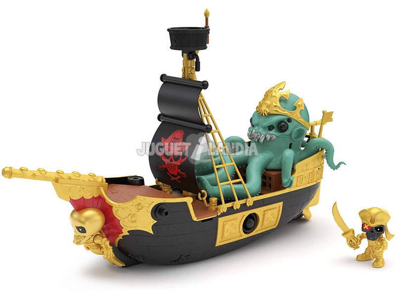 Treasure X Serie 5 La Venganza Del Kraken Famosa 700016087