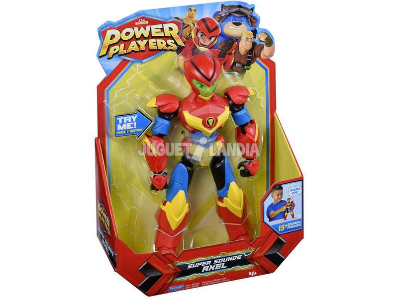 Power Players Figura Deluxe Famosa PWW02000