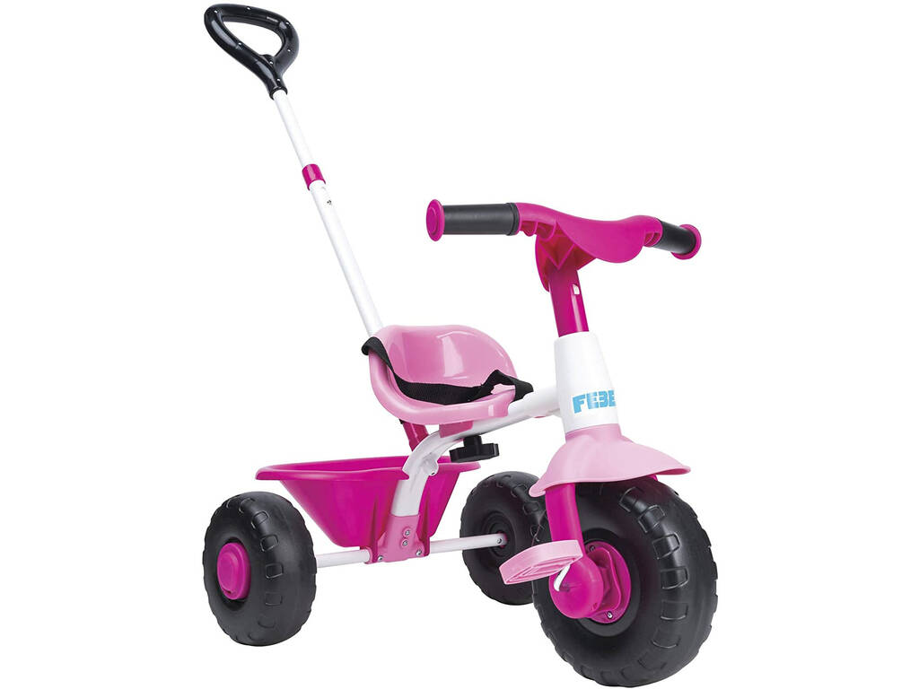 Triciclo Feber Baby Trike Rosa Famosa 800012811