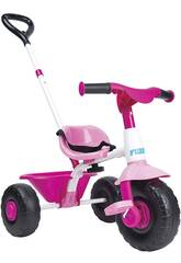 Tricycle Feber Baby Trike Rose Famosa 800012811