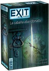 Exit La Cabaña Abandonada Devir BGEXIT1