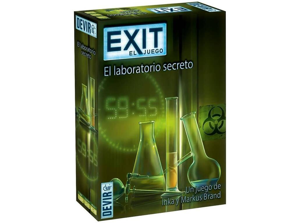 Exit El Laboratorio Secreto Devir BGEXIT3