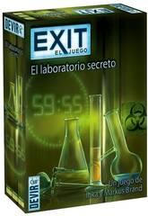 Exit Le Laboratoire Secret Devir BGEXIT3