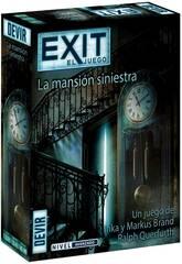 Exit Le Manoir Sinistre Devir BGEXIT11