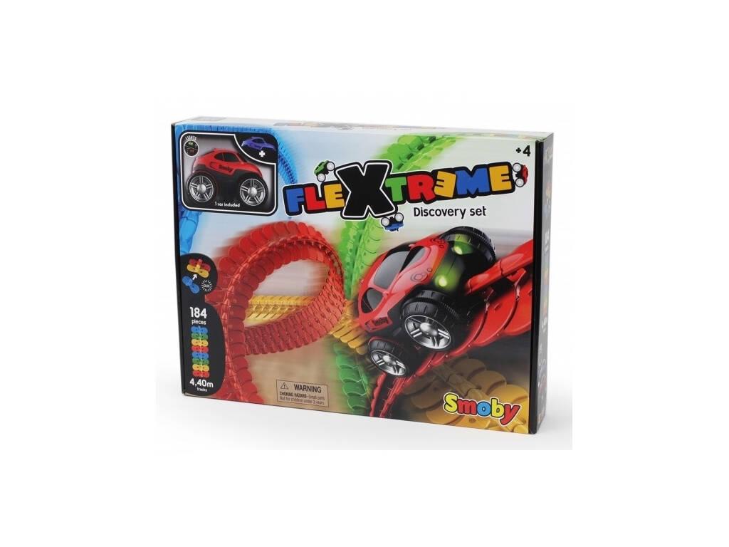 Flextreme Set Pista Con Vehículo Smoby 180902