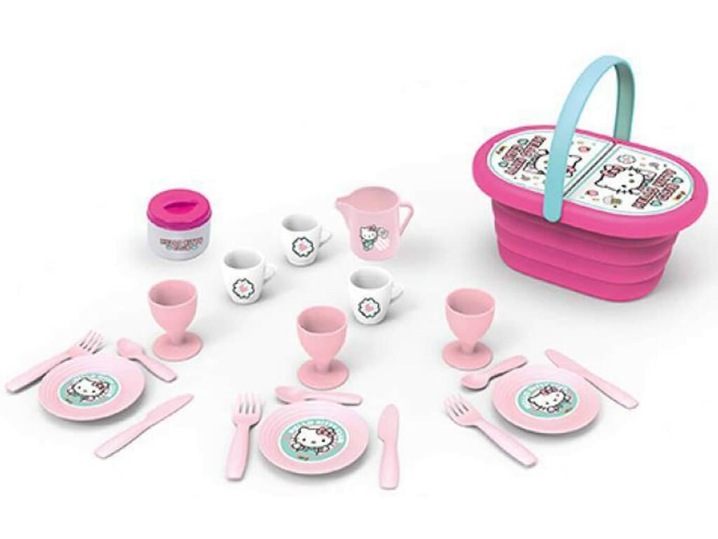 Cesta Pic-Nic Hello Kitty Smoby 310535