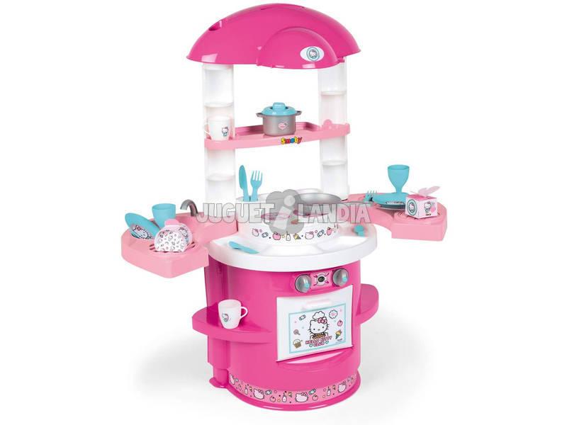 Cocina Cooky Hello Kitty Smoby 310721