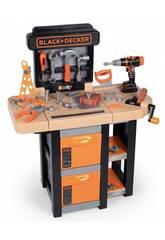 Black & Decker Table de Travail Pliant Smoby 360315